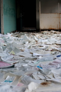 piles of papers by stevenbley