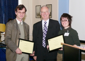 Neal Sumner, David Rhind and Anise Bullimore 2004