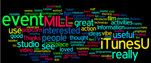 Words Associated with the MILL Launch