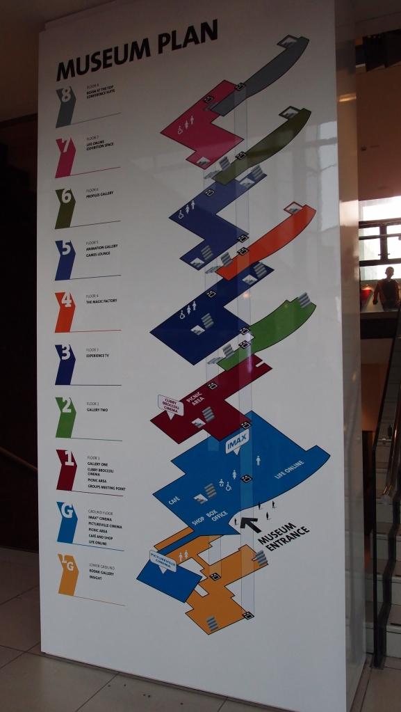 9 floors