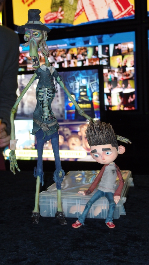 Paranorman puppets