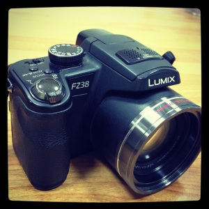Observation camera